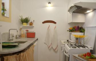 Wohnung Geranio - Küche
