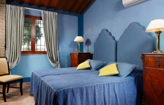 Villetta Schlafzimmer