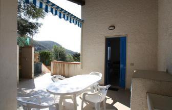 GIGL04 - Casa Blu in Campese - Essplatz