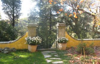 FIES02 - Villa bei Fiesole - Garten