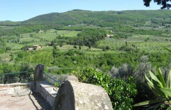 FIES02 - Villa bei Fiesole - Blick