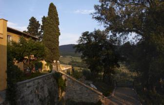 FIES02 - Villa bei Fiesole - aussen