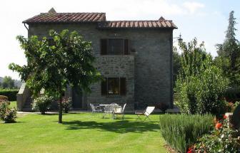 CORT01 - Agriturismo I Pagliai bei Cortona - Haus