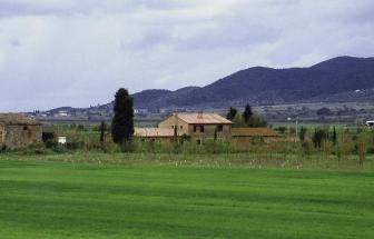 BURI02 - Casa Bandinelli bei Buriano - Blick