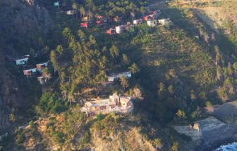 BONA01 - Feriendorf bei Bonassola - Luftaufnahme