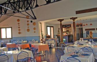 BONA01 - Feriendorf bei Bonassola - Restaurant
