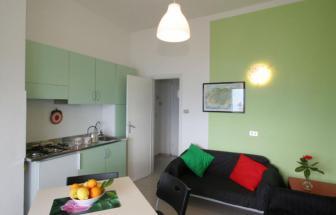 BONA01 - Feriendorf bei Bonassola - Wohnraum