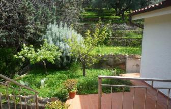 GIGL03 - Casa Ilio in Campese - Garten