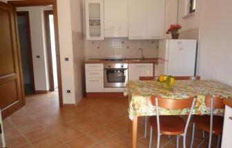 GIGL03 - Casa Ilio in Campese - Küche