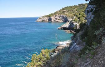 ARGE03 - Casa Moreschina auf Monte Argentario - Weg zum Ufer 2