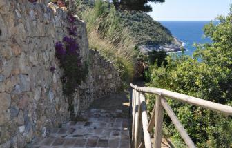 ARGE03 - Casa Moreschina auf Monte Argentario - Weg zum Strand