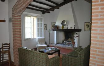 CURA04 - Casa Santa Chiara bei Cura Nuova - Wohnzimmer 1