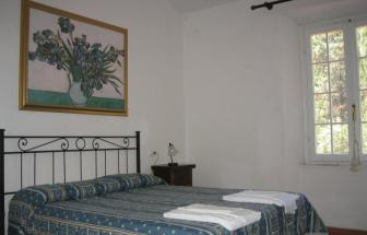 CURA04 - Casa Santa Chiara bei Cura Nuova - Schlafzimmer