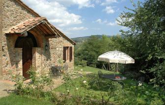 MURL01 - Kleine Ferienanlage bei Murlo - Campolungo