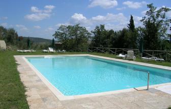 CRET01 - Fattoria in Crete Senesi - Pool