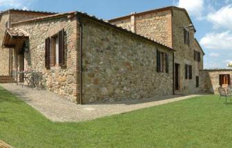 MURL01 - Kleine Ferienanlage bei Murlo - Campolungo Haus