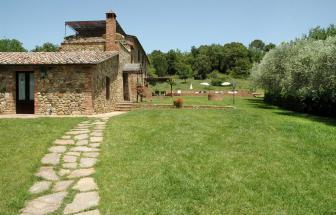 MURL01 - Kleine Ferienanlage bei Murlo - Caselle Haus