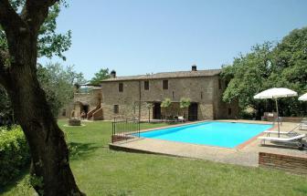 MURL01 - Kleine Ferienanlage bei Murlo - Caselle Pool