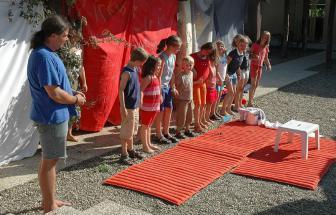 MURL01 - Kleine Ferienanlage bei Murlo - Spielen