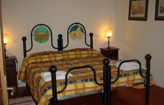 MURL01 - Kleine Ferienanlage bei Murlo - Cenni Schlafzimmer