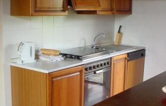 MURL01 - Kleine Ferienanlage bei Murlo - Cenni Küche