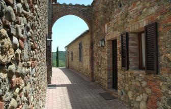 MURL01 - Kleine Ferienanlage bei Murlo - Cenni