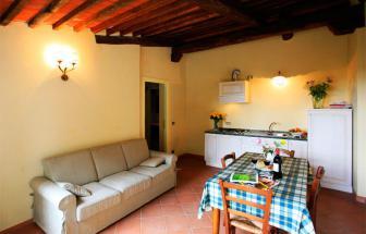 CAMP01 - Herrschaftliche Villa in Campagnatico - Frantoio Wohnzimmer