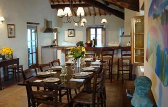 SOVI01 - Agriturismo bei Sovicille - Ferienwohnung Massimo