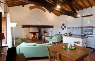 SOVI01 - Agriturismo bei Sovicille - Ferienwohnung Ropoli Sopra