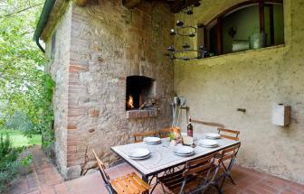 SOVI01 - Agriturismo bei Sovicille - Ferienwohnung Ropoli Sotto
