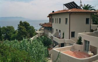 GIGL01 - Hotel auf Giglio - aussen