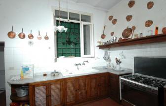 CORT06 - Villa Le Contesse bei Cortona - Küche