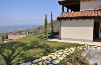 SCAR01 - Bio-Ferienhäuser bei Scarlino - Garten