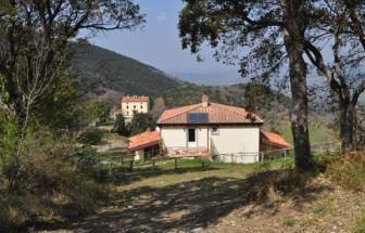 SCAR01 - Bio-Ferienhäuser bei Scarlino - Ansicht