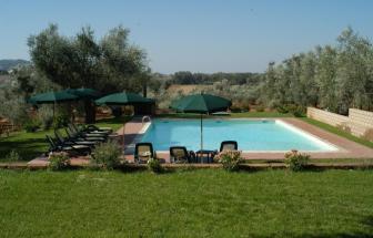 IST01 - Landgut bei Istia d' Ombrone - Pool