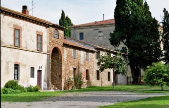 IST01 - Landgut bei Istia d' Ombrone - aussen