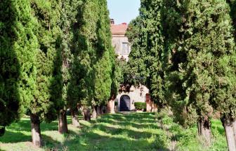 IST01 - Landgut bei Istia d' Ombrone - aussen 3