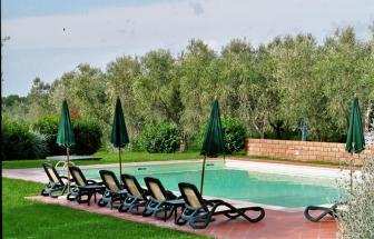 IST01 - Landgut bei Istia d' Ombrone - Pool 1