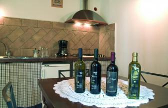 ROST01 - Olivenöl-Mühle bei Roccastrada - Öl