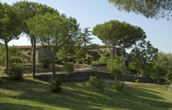 ROST01 - Olivenöl-Mühle bei Roccastrada - Garten