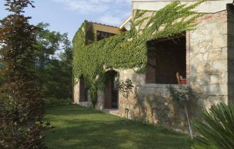ROST01 - Olivenöl-Mühle bei Roccastrada - aussen 6