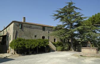 ROST01 - Olivenöl-Mühle bei Roccastrada - aussen 7