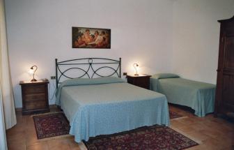 PARC03 - Podere Vergheria im Naturpark - Schlafzimmer