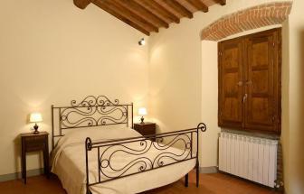 CORT09 - Villa Fontocchio bei Cortona - Schlafzimmer 7