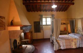 CORT09 - Villa Fontocchio bei Cortona - Schlafzimmer
