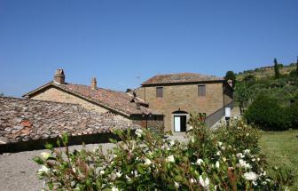CORT09 - Villa Fontocchio bei Cortona - Haus 2