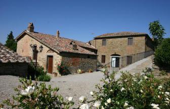 CORT09 - Villa Fontocchio bei Cortona - Haus 3
