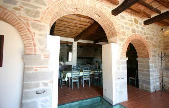 CORT09 - Villa Fontocchio bei Cortona - Bögen
