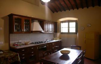 CORT09 - Villa Fontocchio bei Cortona - Küche