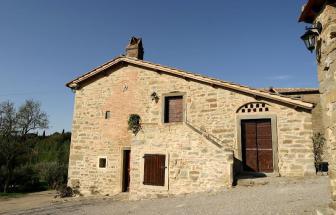 CORT09 - Villa Fontocchio bei Cortona - Haus